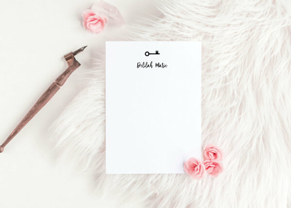 Housewarming Personalized Notepad | Homeowner Gift | Custom Notepad | To Do List Notepad | Closing Gift